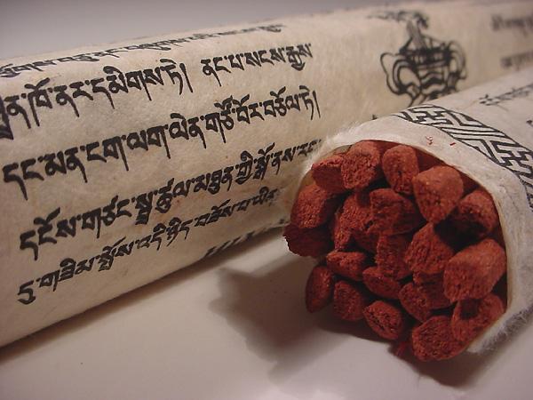 himalayan healing incense sticks