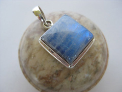sterling silver gemstone jewelry handmade in Nepal