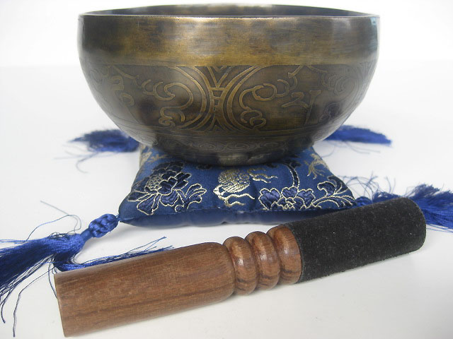 Himalayan bells or Tibetan Singing Bowls from Hither and Yon